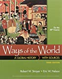 img - for Ways of the World with Sources for AP* 3e & LaunchPad for HS Ways of the World (One Year Access) 3e book / textbook / text book
