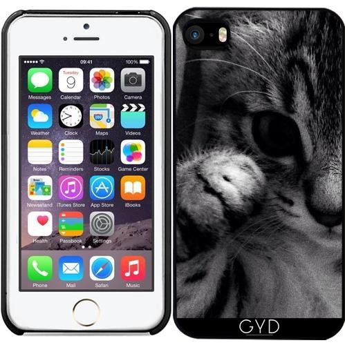 Coque pour Iphone SE - Petits Ja Chat by Youlia and Tayfun