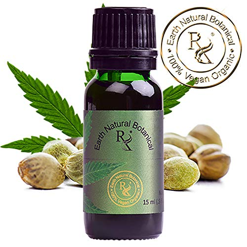 FREE Lime HSO with your purchase of Earth Natural Botanical NAKED Hemp Seed oil (unrefined Cannabis sativa) | 100% Pure Vegan-Organic & Kosher | 15 ml (.5 fl oz) Glass Bottle w/Euro & Graduated Pipe
