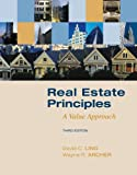 img - for Real Estate Principles: A Value Approach (The Mcgraw-hill/Irwin Series in Finance, Insurance, and Real Estate) book / textbook / text book