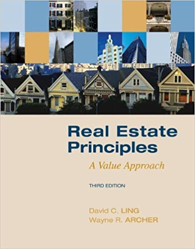 Amazon real estate principles a value approach the mcgraw real estate principles a value approach the mcgraw hillirwin series in finance insurance and real estate 3rd edition by david ling fandeluxe Gallery