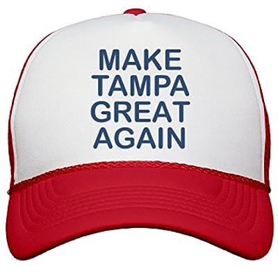 Make Tampa Great Again: Snapback Mesh Trucker Hat