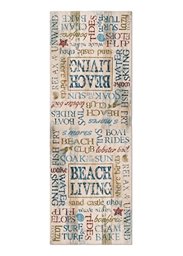 Heritage Lace Beach Living Table Runner, 18