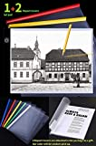 A4 Ultra-Thin Portable LED Light Box Tracer USB Power Adjustable Brightness LED Artcraft Tracing Light Pad for Student, Artists, Drawing, Sketching,Animation, Stencilling, X-Ray Viewing