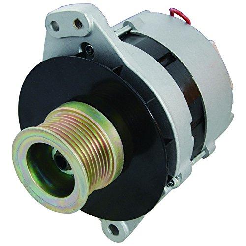 Parts Player New Alternator For JOHN DEERE 270 280 SKID STEER LOADER RE501634 RE506196