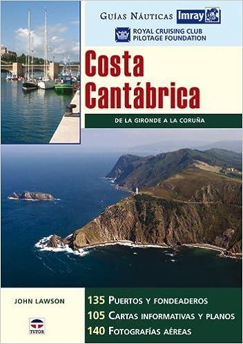Guías Náuticas Imray. COSTA CANTÁBRICA: Amazon.es: RCC ...