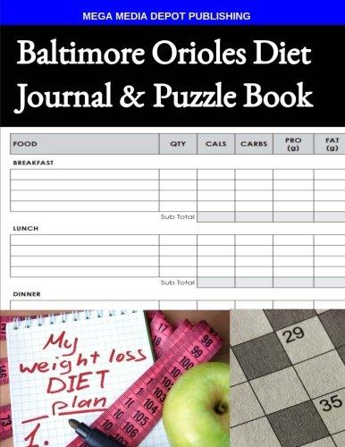 Read Online Baltimore Orioles Diet Journal & Puzzle Book PDF