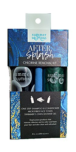 Summer Solutions After Splash Chlorine Removal Kit by Summer Solutions