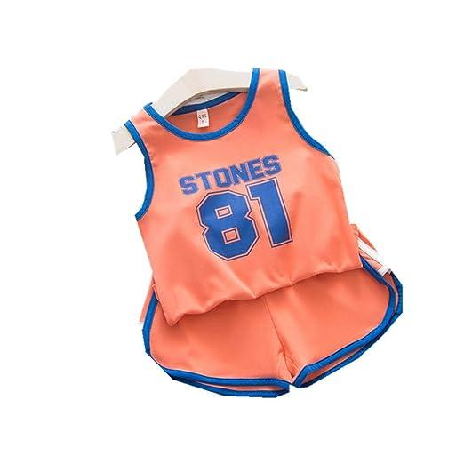 BO LU Maillots De Baloncesto para Niños Camiseta De Baloncesto ...