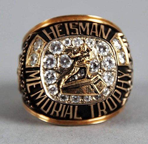 1963 Roger Staubach Heisman Memorial Trophy Salesman Sample Ring 14K Gold