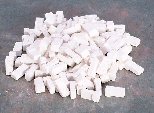 Dollhouse Miniature 1:12 Scale 125 Pc White Brick Corner SET #Ym0203cnr AZTEC IMPORTS