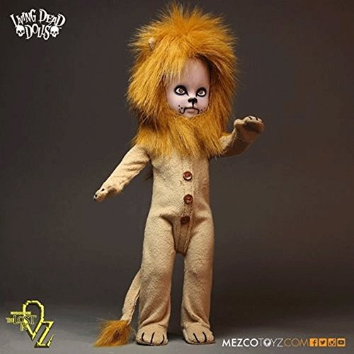 - Living Dead Dolls Lost in Oz Teddy as The Lion 10