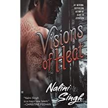 Visions of Heat (Psy/Changeling Series Book 2)