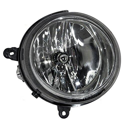 Jeep Jk Headlights