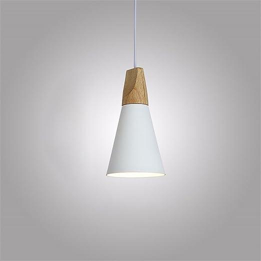 Cwill modern wood pendant lights lamparas colorful aluminum lamp cwill modern wood pendant lights lamparas colorful aluminum lamp shade luminaire dining room lights pendant lamp aloadofball Gallery