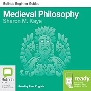 Medieval Philosophy: Bolinda Beginner Guides Audiobook