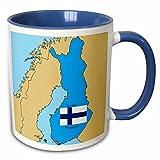 3dRose mug%5F37585%5F6 %22The map and fl