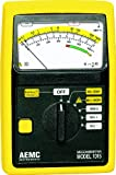AEMC 1015 Analog Megohmmeter, 1000 Ohms Resistance, 500V, 1000V Test Voltage, 200mA Current