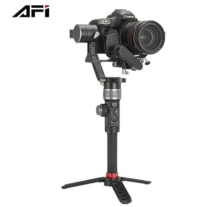 Estabilizador de cardán de 3 Ejes para cámaras réflex Digitales y ...