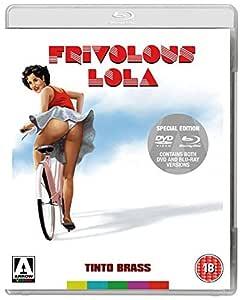 Frivolous Lola (1998) ( Monella ) ( Naughty Girl ) (Blu-Ray & DVD Combo) [ NON-USA FORMAT, Blu-Ray, Reg.B Import - United Kingdom ]