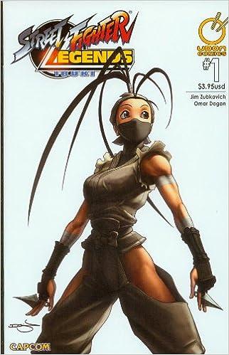 Street Fighter Legends: Ibuki - Omar Dogan Cover: Jim ...
