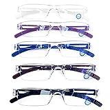Frameless Reading Glasses