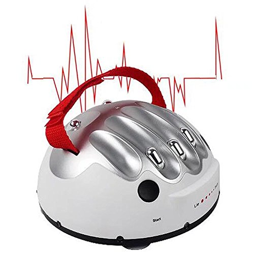 HonsCreat Novelty Game Interesting Electric Shocking Liar Lie Detector Machine - Best Gift For Truth Game Toy by HonsCreat