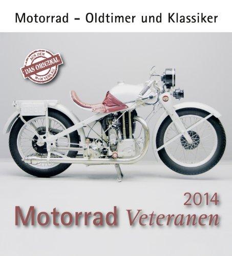 Motorrad Veteranen 2014: Motorrad - Oldtimer und Klassiker