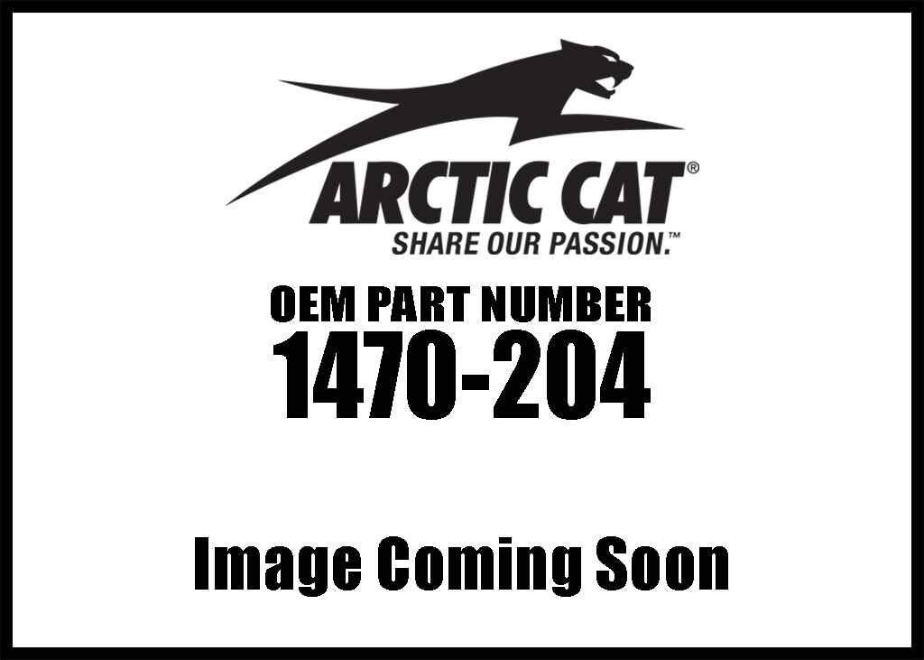 Seal Fuel Cap Diesel 1470-204 New Oem Arctic Cat Cushman Hauler 4X4 Diesel