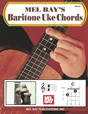 Mel Bay Baritone Uke Chords Mel Bay 9780871668646 Amazon Books