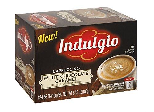 Chocolate Cappuccino Coffee - 8