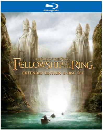 The Lord of the Rings: The Fellowship of - Lord Of The Rings Blu Ray Box
