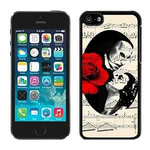 phantom of the opera pop art Black Cover For iPhone 5C Online