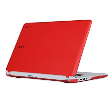 mCover peso ligero Dura Carcasa / fundas sólo para Acer CB5-571 de 15,6 pulgadas (Chromebook blanco) y la serie C910 Chromebook: Amazon.es: Electrónica