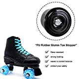 VAKA PU Rubber Roller Skate Toe Stoppers 1 Pair