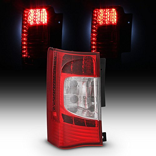 (ACANII - For 2011-2016 Chrysler Town & Country LED Rear Replacement Tail Light - Driver Side Only)