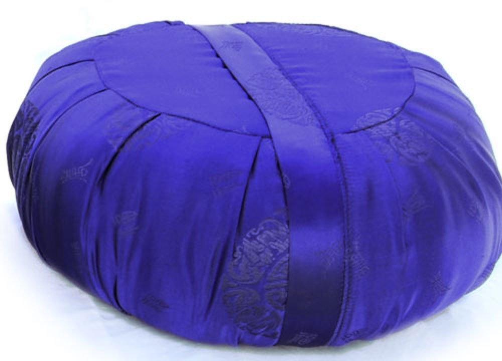 Amazon.com: Zafu Zen sentado o de cojín de meditación con ...