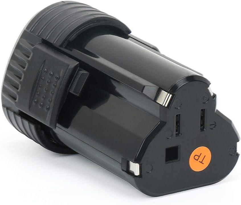 POWERGIANT 12V 2.0Ah Li-ion Batterie pour Worx WA3503 WA3509 WU288 WX283 WX125 WX126 WX677