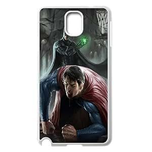 Batman Vs Superman Samsung Galaxy Note 3 Cases, Cute Girly & Cheap Samsung Galaxy Note3 Cases Yearinspace {White}