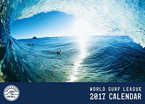 2017 World Surf League Calendar