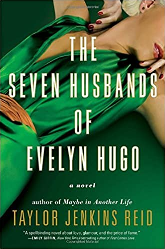 Image result for the seven husbands of evelyn hugo