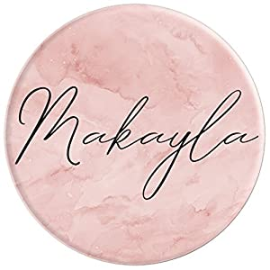 Makayla Name Custom Name Personalized Name - PopSockets Grip and Stand for Phones and Tablets