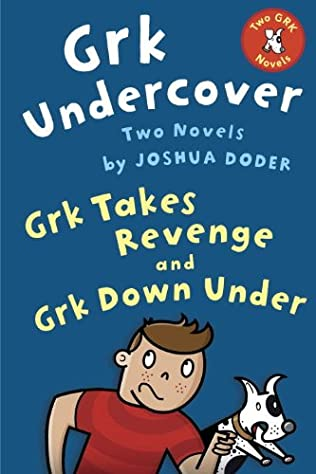 book cover of Grk Undercover