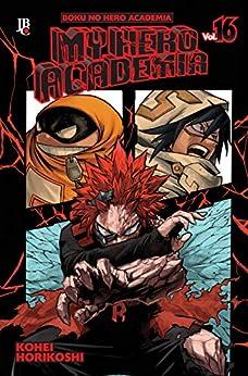 My Hero Academia vol. 16 por [Horikoshi, Kohei]
