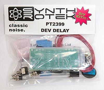 SYNTHROTEK PT2399 Dev Delay DIY Kit by Synthrotek