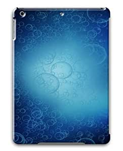 abstract bubbles Custom iPad Air/Apple iPad 5 Case Cover Polycarbonate 3D