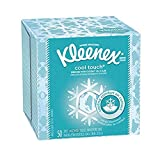 Kleenex Cool Touch Tissues, Upright - 50 Count - 6 Pack - Graphics May Vary