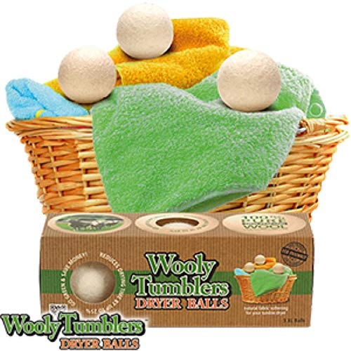 Wooly Tumblers Dryer Balls