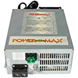 PowerMax PM3-55 110 V to 12 V DC Power Supply Converter Charger for Rv Pm3-55, 55Amp