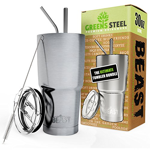 Stainless Steel Tumbler Insulated Greens product image